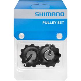 Shimano 105 Jockey Wieltjes 9/10-speed, black